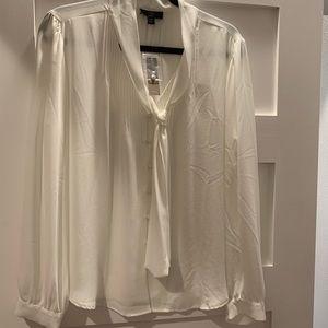 Never worn cream blouse
